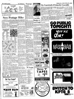 The Hutchinson News from Hutchinson, Kansas on October 5, 1971 · Page 72