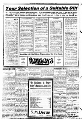 Iola Daily Register And Evening News from Iola, Kansas on December 23, 1908 · Page 8