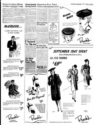 The Bakersfield Californian from Bakersfield, California on September 12, 1944 · Page 3
