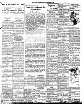 Iola Daily Register And Evening News from Iola, Kansas on December 26, 1908 · Page 3