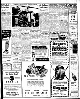 The Courier News from Blytheville, Arkansas on June 25, 1947 · Page 3