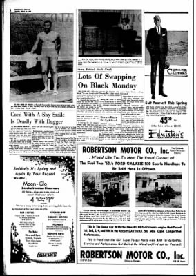 The Ottawa Herald from Ottawa, Kansas on March 19, 1963 · Page 13