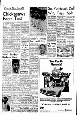 The Courier News from Blytheville, Arkansas on January 19, 1968 · Page 10