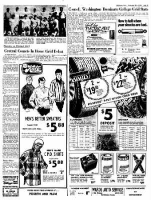 The Hutchinson News from Hutchinson, Kansas on October 6, 1971 · Page 16
