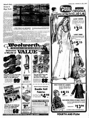 The Hutchinson News from Hutchinson, Kansas on October 6, 1971 · Page 19
