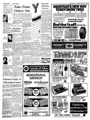 The Hutchinson News from Hutchinson, Kansas on October 6, 1971 · Page 22