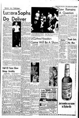 The Courier News from Blytheville, Arkansas on January 19, 1968 · Page 11