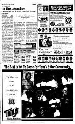 The Salina Journal from Salina, Kansas on October 20, 1996 · Page 10