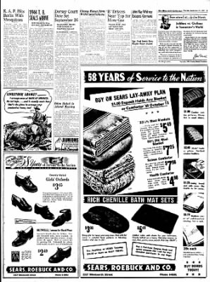The Bakersfield Californian from Bakersfield, California on September 14, 1944 · Page 7