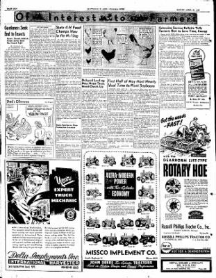 The Courier News from Blytheville, Arkansas on April 28, 1950 · Page 10