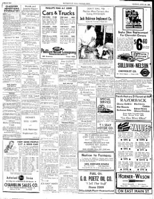 The Courier News from Blytheville, Arkansas on April 21, 1952 · Page 10