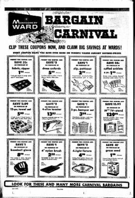 The Ottawa Herald from Ottawa, Kansas on March 19, 1963 · Page 37
