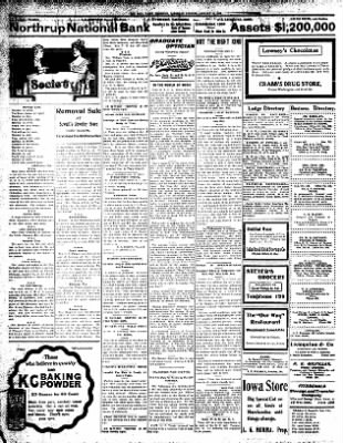 Iola Daily Register And Evening News from Iola, Kansas on January 11, 1908 · Page 2