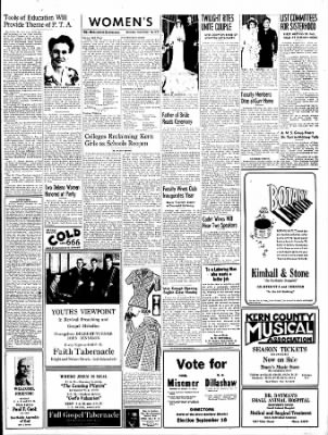 The Bakersfield Californian from Bakersfield, California on September 16, 1944 · Page 5