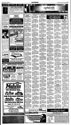 The Salina Journal from Salina, Kansas on April 29, 2001 · Page 39