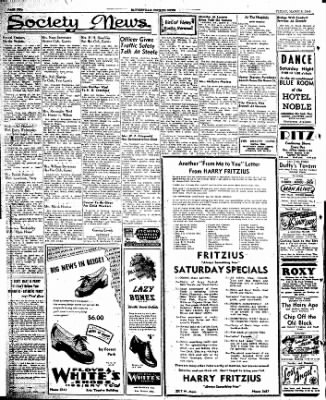 The Courier News from Blytheville, Arkansas on March 8, 1946 · Page 2