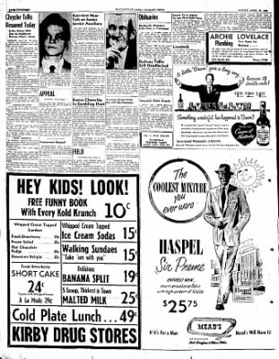The Courier News from Blytheville, Arkansas on April 28, 1950 · Page 14