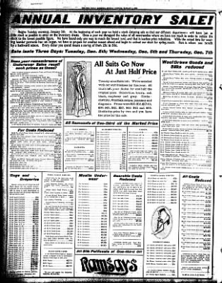Iola Daily Register And Evening News from Iola, Kansas on January 4, 1909 · Page 8