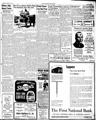 The Courier News from Blytheville, Arkansas on March 8, 1946 · Page 3