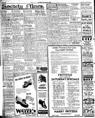 The Courier News from Blytheville, Arkansas on March 8, 1946 · Page 4