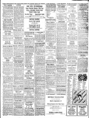 The Bakersfield Californian from Bakersfield, California on September 18, 1944 · Page 13