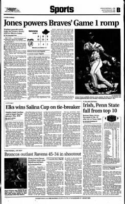 The Salina Journal from Salina, Kansas on October 21, 1996 · Page 9