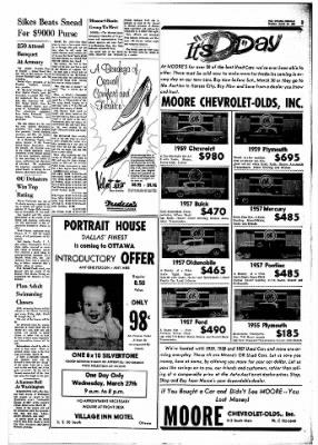 The Ottawa Herald from Ottawa, Kansas on March 25, 1963 · Page 3