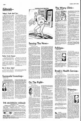 Anderson Herald from Anderson, Indiana on July 30, 1966 · Page 2
