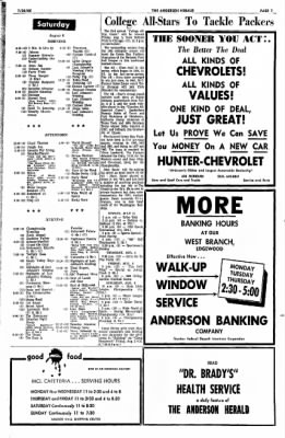 Anderson Herald from Anderson, Indiana on July 30, 1966 · Page 12