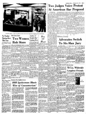 The Hutchinson News from Hutchinson, Kansas on October 7, 1971 · Page 3