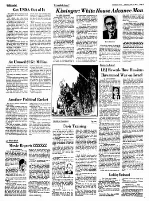 The Hutchinson News from Hutchinson, Kansas on October 7, 1971 · Page 4