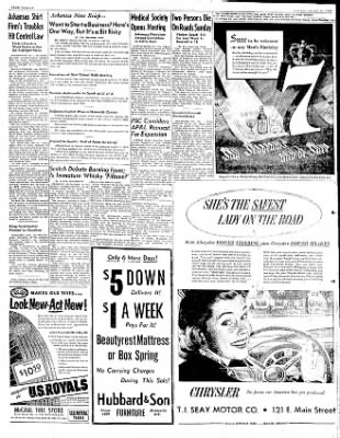 The Courier News from Blytheville, Arkansas on April 21, 1952 · Page 12