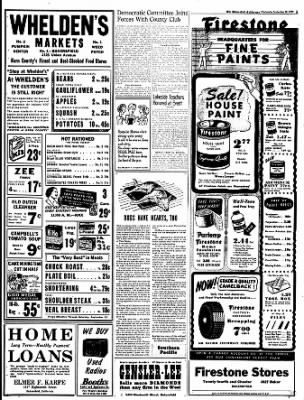 The Bakersfield Californian from Bakersfield, California on September 20, 1944 · Page 3
