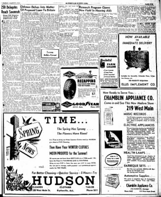 The Courier News from Blytheville, Arkansas on March 8, 1946 · Page 7