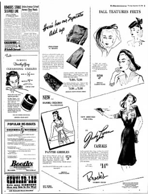 The Bakersfield Californian from Bakersfield, California on September 21, 1944 · Page 3