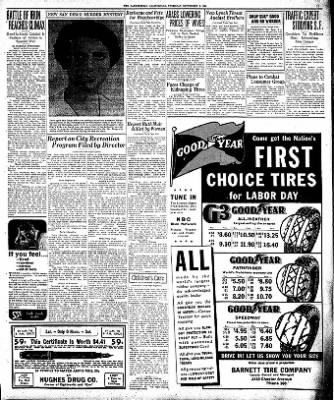 The Bakersfield Californian from Bakersfield, California on September 3, 1936 · Page 13