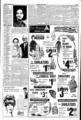 Anderson Herald from Anderson, Indiana on October 9, 1966 · Page 13