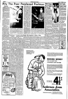 Anderson Herald from Anderson, Indiana on October 9, 1966 · Page 20