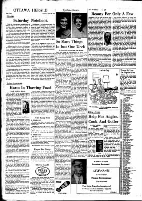The Ottawa Herald from Ottawa, Kansas on March 30, 1963 · Page 4