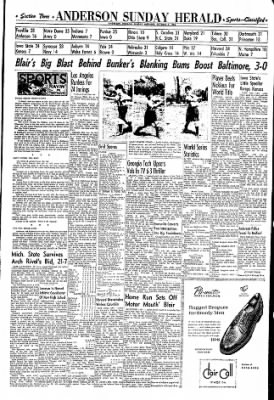 Anderson Herald from Anderson, Indiana on October 9, 1966 · Page 21