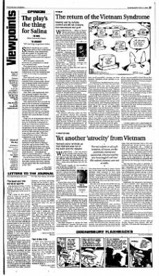 The Salina Journal from Salina, Kansas on May 2, 2001 · Page 7