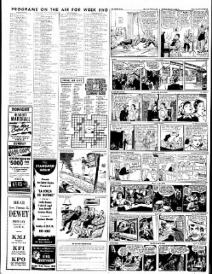The Bakersfield Californian from Bakersfield, California on September 23, 1944 · Page 8