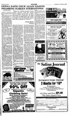 The Salina Journal from Salina, Kansas on October 23, 1996 · Page 27