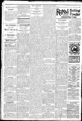 Logansport Pharos-Tribune from Logansport, Indiana on January 18, 1891 · Page 4