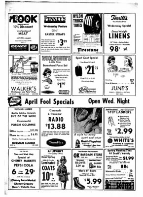 The Ottawa Herald from Ottawa, Kansas on April 1, 1963 · Page 12