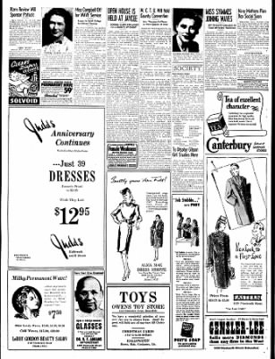 The Bakersfield Californian from Bakersfield, California on September 25, 1944 · Page 6