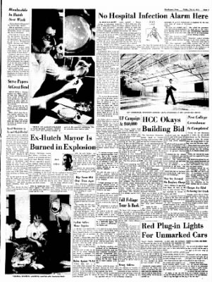The Hutchinson News from Hutchinson, Kansas on October 8, 1971 · Page 3