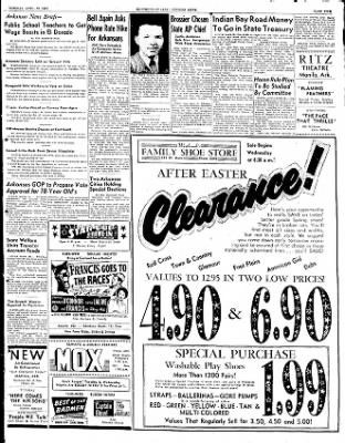 The Courier News from Blytheville, Arkansas on April 22, 1952 · Page 3