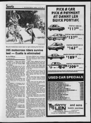 The Orlando Sentinel from Orlando, Florida on June 25, 1985 · Page 7