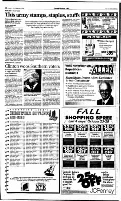 The Salina Journal from Salina, Kansas on October 25, 1996 · Page 4